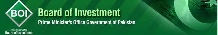 pakistan board of investment